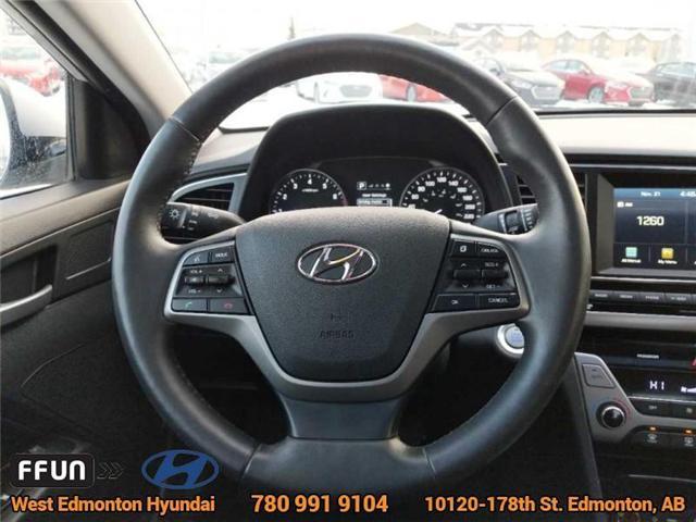 2017 Hyundai Elantra GLS (Stk: E3028) in Edmonton - Image 13 of 22