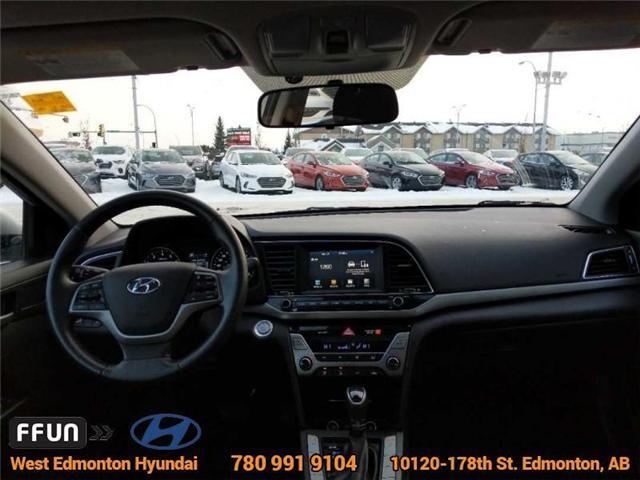 2017 Hyundai Elantra GLS (Stk: E3028) in Edmonton - Image 15 of 22