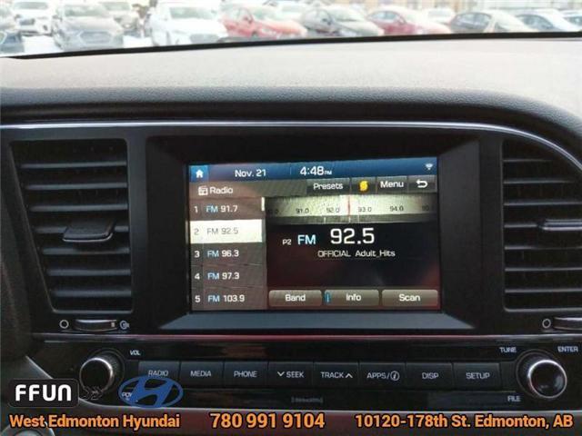 2017 Hyundai Elantra GLS (Stk: E3028) in Edmonton - Image 18 of 22