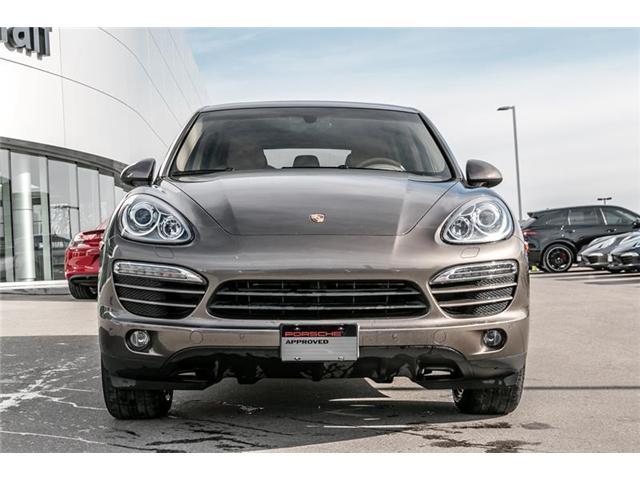2014 Porsche Cayenne Tip (Stk: U6632) in Vaughan - Image 2 of 15