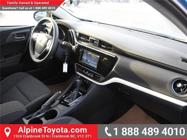 2018 Toyota Corolla iM Base (Stk: J557831) in Cranbrook - Image 11 of 14