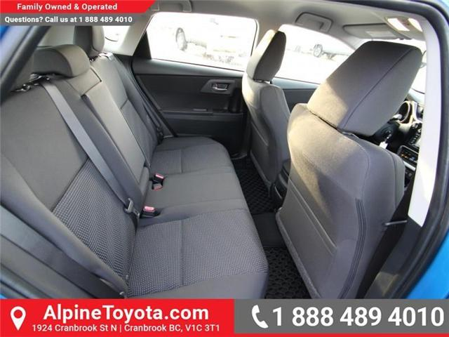 2018 Toyota Corolla iM Base (Stk: J557831) in Cranbrook - Image 12 of 14