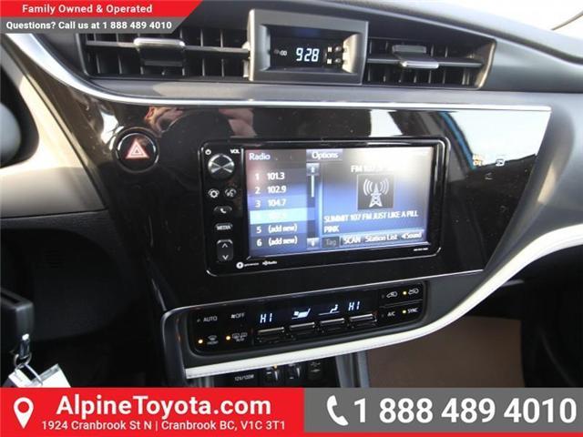 2018 Toyota Corolla iM Base (Stk: J557831) in Cranbrook - Image 13 of 14