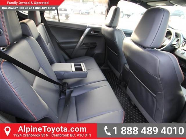 2018 Toyota RAV4  (Stk: W717259) in Cranbrook - Image 12 of 18