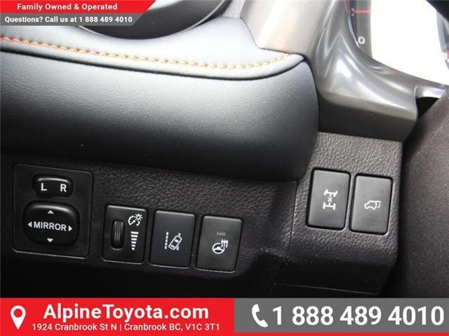 2018 Toyota RAV4  (Stk: W717259) in Cranbrook - Image 15 of 18