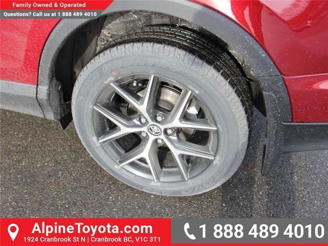 2018 Toyota RAV4  (Stk: W717259) in Cranbrook - Image 18 of 18