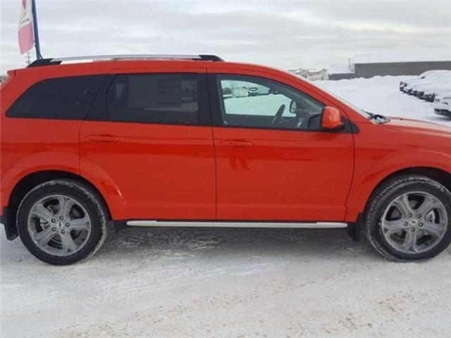 2018 Dodge Journey Crossroad (Stk: RT016) in  - Image 5 of 19