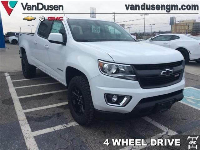 2018 Chevrolet Colorado Z71 (Stk: 183220) in Ajax - Image 1 of 26