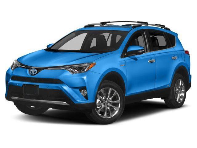 2018 Toyota RAV4 Hybrid Limited (Stk: 183100) in Regina - Image 1 of 9