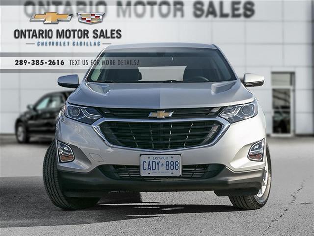 2018 Chevrolet Equinox 1LT (Stk: 8181979) in Oshawa - Image 2 of 19