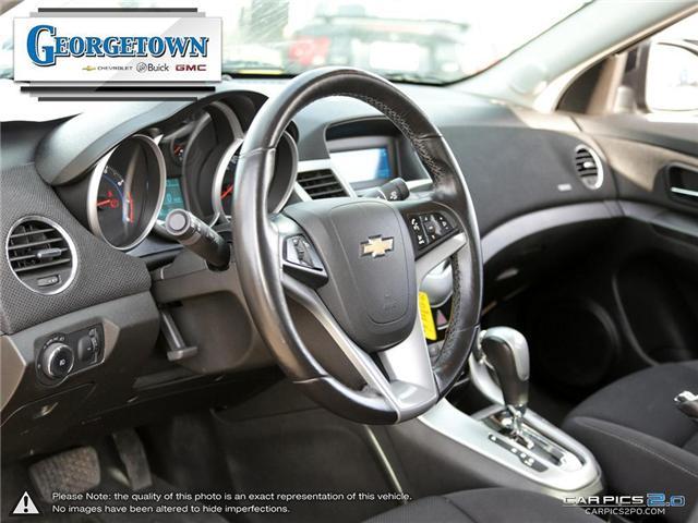2014 Chevrolet Cruze 1LT (Stk: 26176) in Georgetown - Image 13 of 27