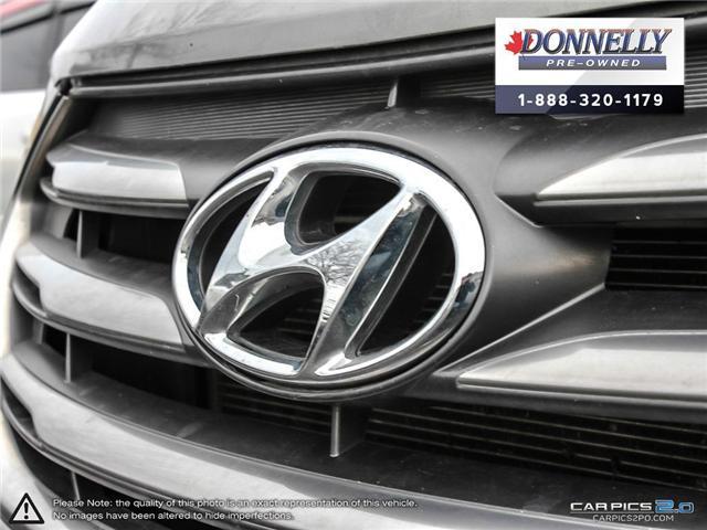 2017 Hyundai Santa Fe Sport 2.4 SE (Stk: CLKUR2063) in Kanata - Image 8 of 27