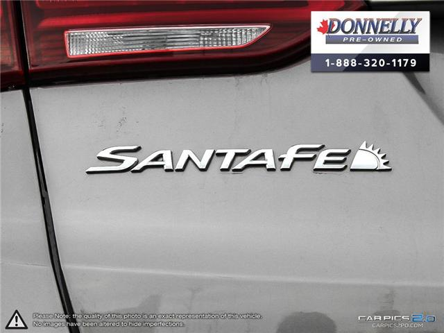 2017 Hyundai Santa Fe Sport 2.4 SE (Stk: CLKUR2063) in Kanata - Image 12 of 27