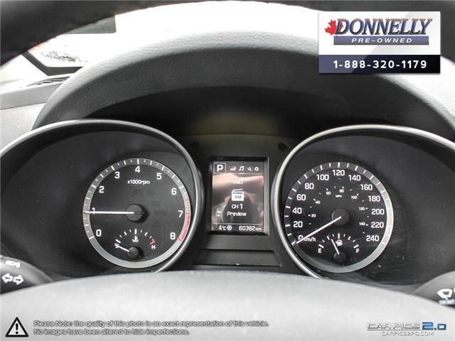 2017 Hyundai Santa Fe Sport 2.4 SE (Stk: CLKUR2063) in Kanata - Image 15 of 27