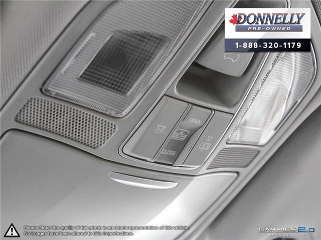 2017 Hyundai Santa Fe Sport 2.4 SE (Stk: CLKUR2063) in Kanata - Image 22 of 27