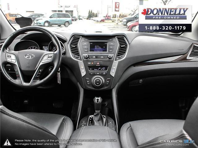 2017 Hyundai Santa Fe Sport 2.4 SE (Stk: CLKUR2063) in Kanata - Image 25 of 27