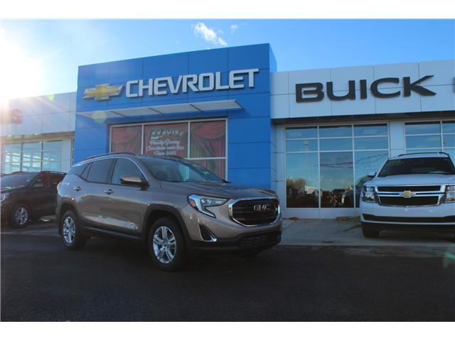 2018 GMC Terrain SLE (Stk: 187263) in Claresholm - Image 1 of 34
