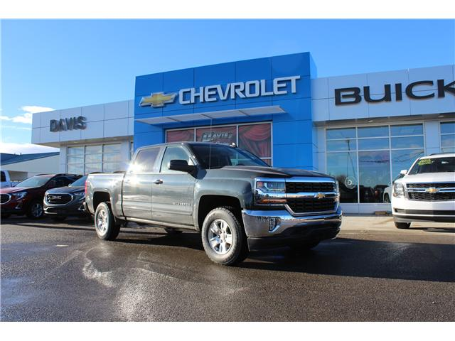 2018 Chevrolet Silverado 1500 1LT (Stk: 187470) in Claresholm - Image 1 of 35