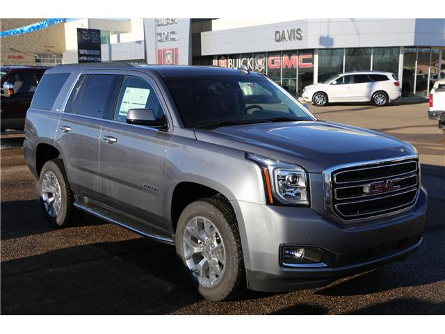 2018 GMC Yukon SLT (Stk: 158270) in Medicine Hat - Image 1 of 32