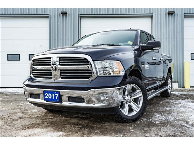2017 RAM 1500 SLT (Stk: 1712991R) in Thunder Bay - Image 1 of 6