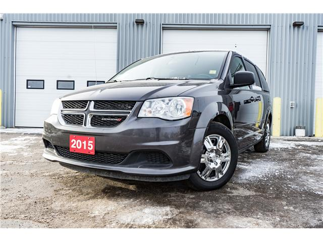 2015 Dodge Grand Caravan SE/SXT (Stk: 1719121) in Thunder Bay - Image 1 of 5