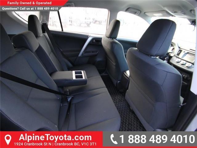 2018 Toyota RAV4  (Stk: W424201) in Cranbrook - Image 12 of 14