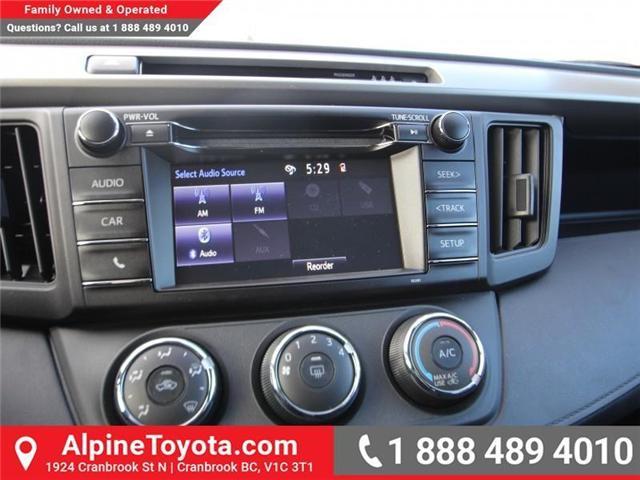 2018 Toyota RAV4  (Stk: W424201) in Cranbrook - Image 13 of 14