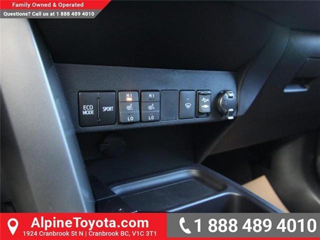 2018 Toyota RAV4  (Stk: W424201) in Cranbrook - Image 14 of 14
