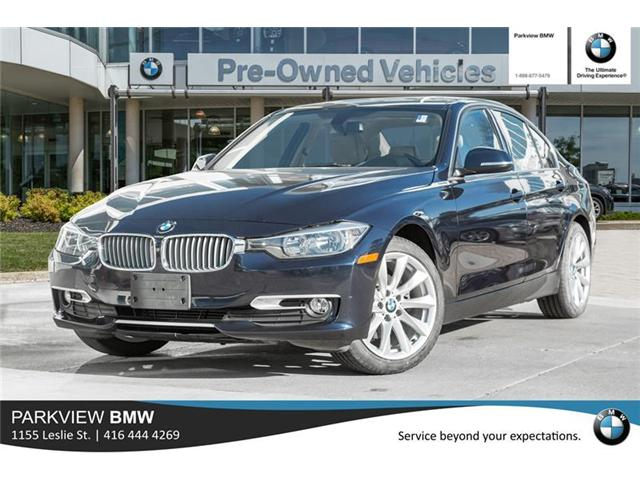 2014 BMW 320i xDrive (Stk: PP7732) in Toronto - Image 1 of 21