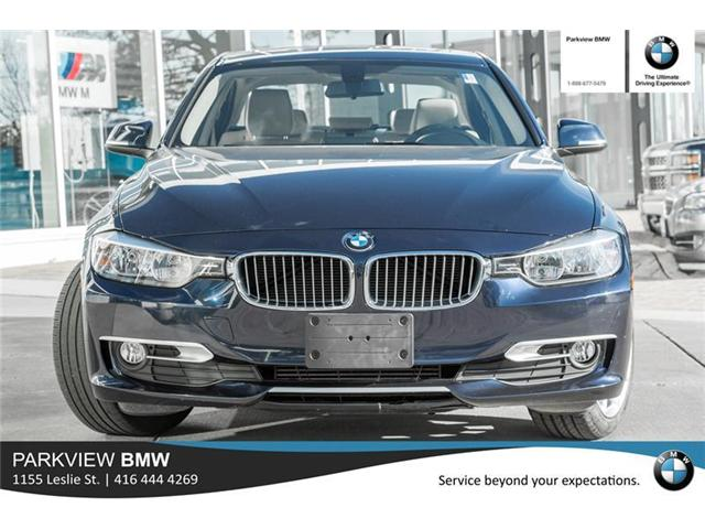 2014 BMW 320i xDrive (Stk: PP7732) in Toronto - Image 2 of 21