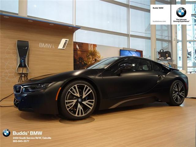 2017 BMW i8 Base (Stk: E604495) in Oakville - Image 2 of 9