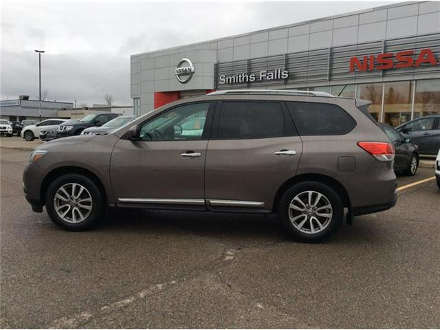2014 Nissan Pathfinder SL (Stk: 17-513A) in Smiths Falls - Image 2 of 13