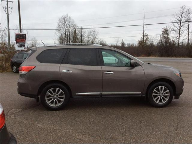 2014 Nissan Pathfinder SL (Stk: 17-513A) in Smiths Falls - Image 4 of 13