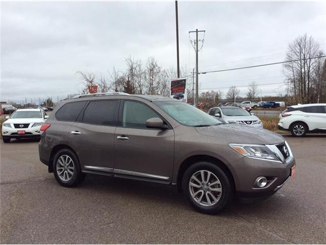 2014 Nissan Pathfinder SL (Stk: 17-513A) in Smiths Falls - Image 5 of 13