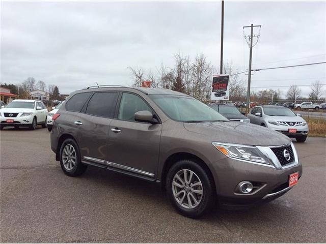 2014 Nissan Pathfinder SL (Stk: 17-513A) in Smiths Falls - Image 6 of 13