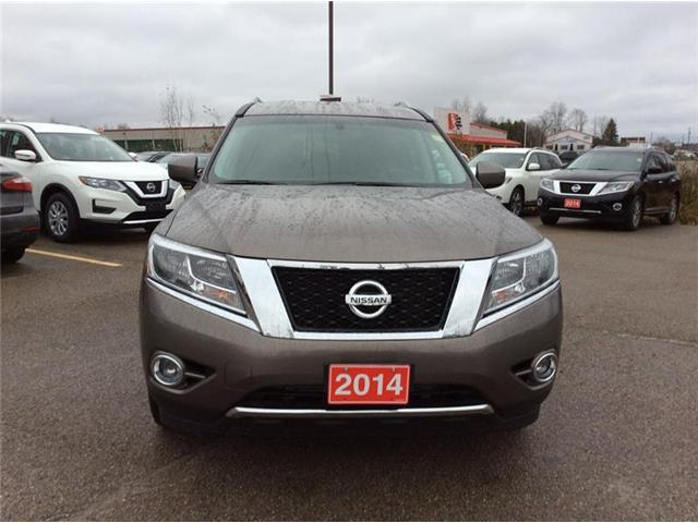 2014 Nissan Pathfinder SL (Stk: 17-513A) in Smiths Falls - Image 7 of 13
