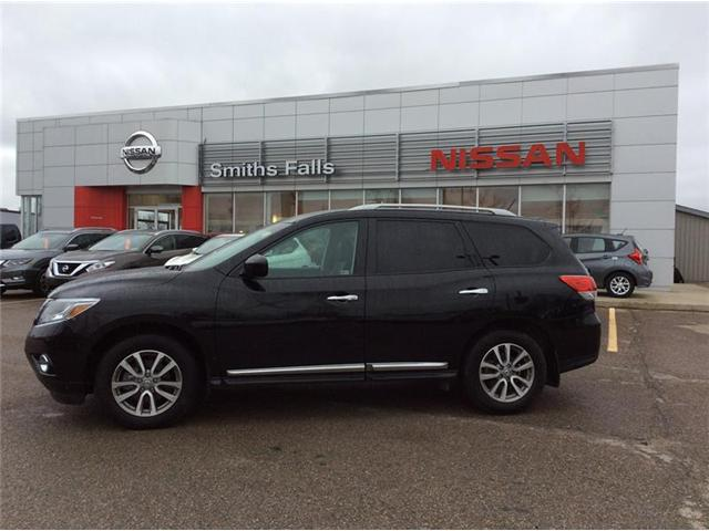 2016 Nissan Pathfinder SL (Stk: 17-515A) in Smiths Falls - Image 1 of 13