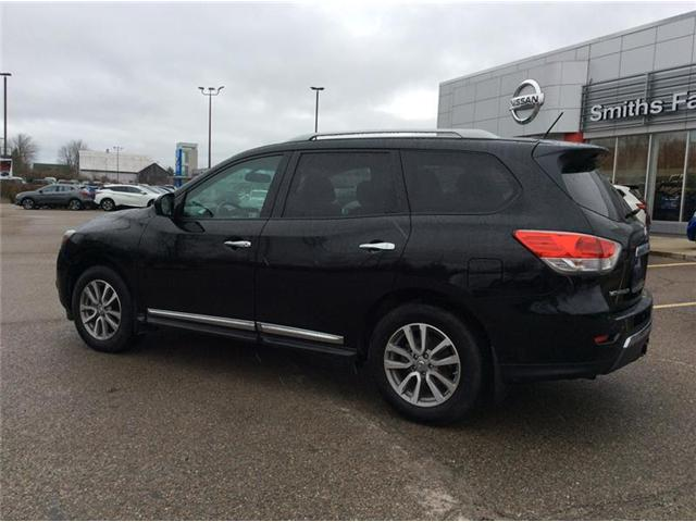 2016 Nissan Pathfinder SL (Stk: 17-515A) in Smiths Falls - Image 3 of 13