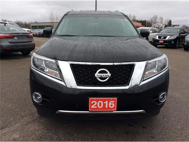 2016 Nissan Pathfinder SL (Stk: 17-515A) in Smiths Falls - Image 4 of 13