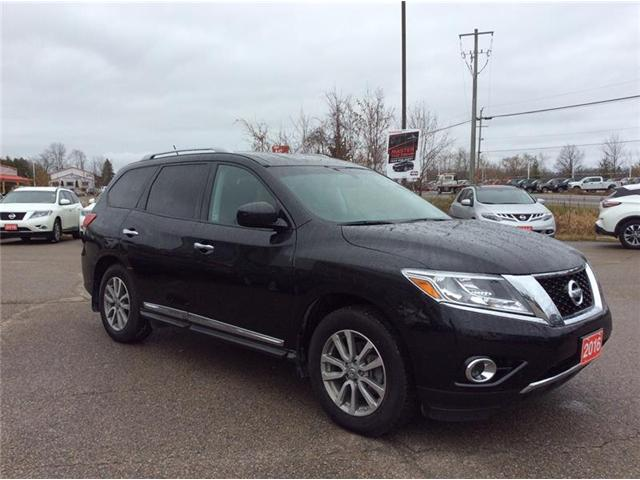 2016 Nissan Pathfinder SL (Stk: 17-515A) in Smiths Falls - Image 12 of 13