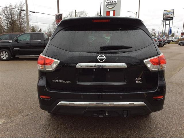 2016 Nissan Pathfinder SL (Stk: 17-515A) in Smiths Falls - Image 13 of 13