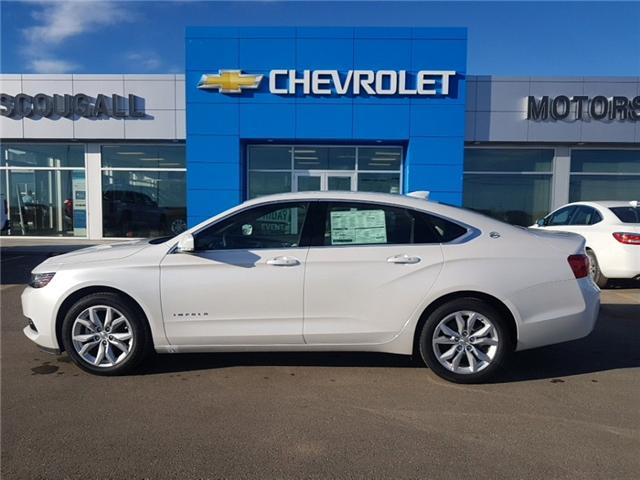 2018 Chevrolet Impala 1LT (Stk: 187503) in Fort Macleod - Image 1 of 24