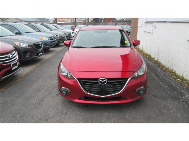 2015 Mazda Mazda3 GS (Stk: 171761) in Kingston - Image 1 of 13