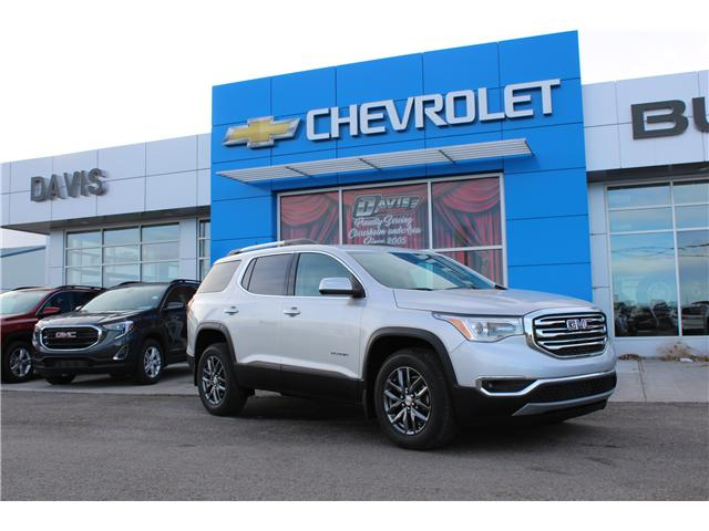 2018 GMC Acadia SLT-1 (Stk: 187282) in Claresholm - Image 1 of 31