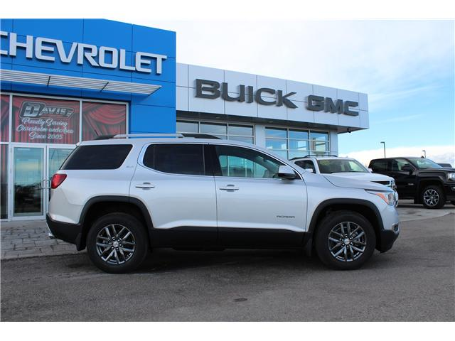 2018 GMC Acadia SLT-1 (Stk: 187282) in Claresholm - Image 2 of 31