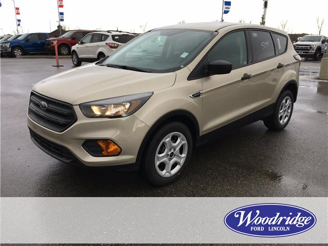 2018 Ford Escape S (Stk: J-60) in Calgary - Image 1 of 5