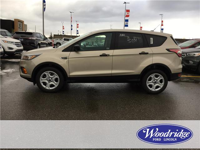 2018 Ford Escape S (Stk: J-60) in Calgary - Image 2 of 5