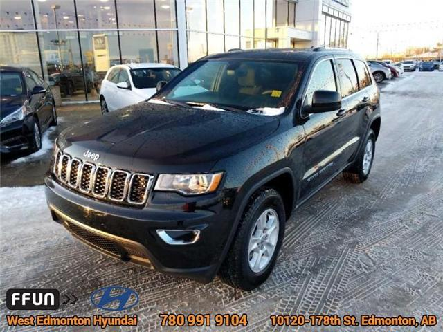 2017 Jeep Grand Cherokee Laredo (Stk: E2975) in Edmonton - Image 2 of 23
