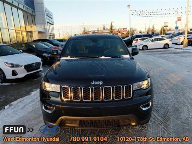 2017 Jeep Grand Cherokee Laredo (Stk: E2975) in Edmonton - Image 3 of 23