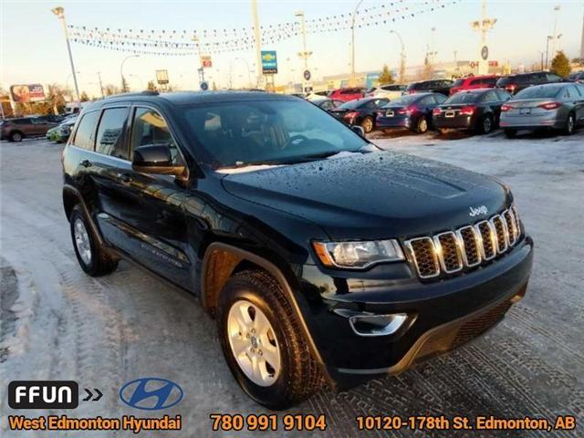 2017 Jeep Grand Cherokee Laredo (Stk: E2975) in Edmonton - Image 4 of 23